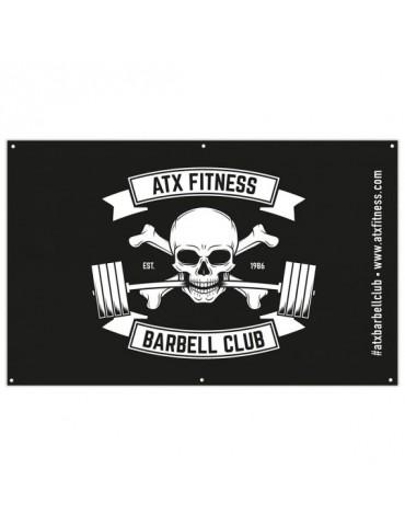 Drapeau ATX Barbell Club
