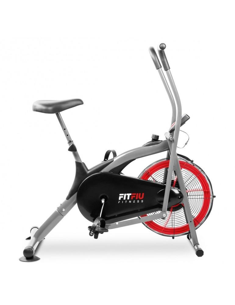 Vélo elliptique de crosstraining air bike