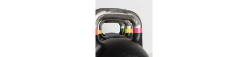 Kettlebell compact cardio training 10 charges de poids