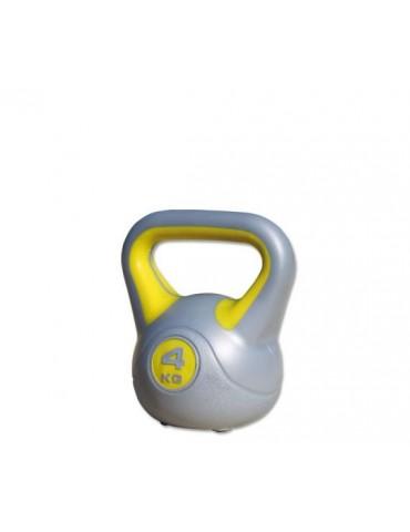 Keetlebells débutant en plastique pour séances cardio en home training