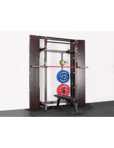 Armoire home-gym complète...