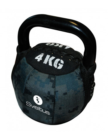 Kettlebell camouflage soft...
