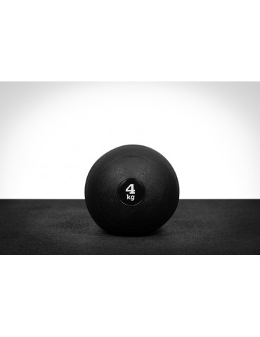 Slam Ball de crossfit professionnel pour séances à domicile 4kg