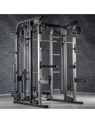 Appareil smith machine ATX pour home-gym