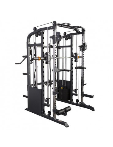 Smith machine...