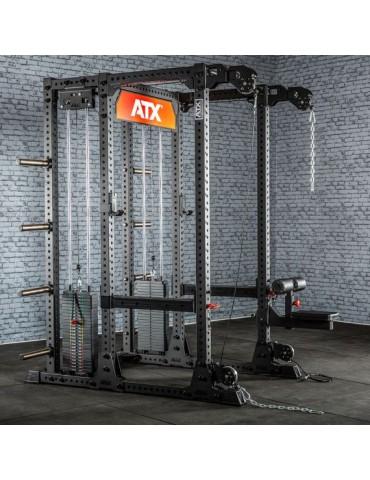 Cage à rack de musculation...