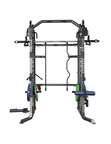 Smith machine semi-pro rack...