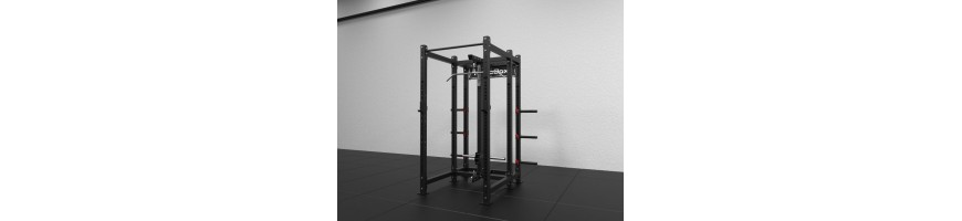 Chandelles / Cages Rack / Reposes barres