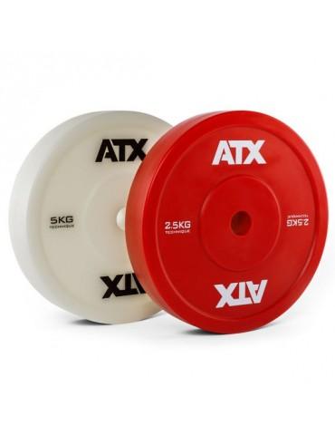 Disque de poids techniques ATX idéal apprentissage