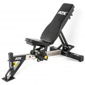 Banc de musculation réglable et inclinaison variable pour home gym