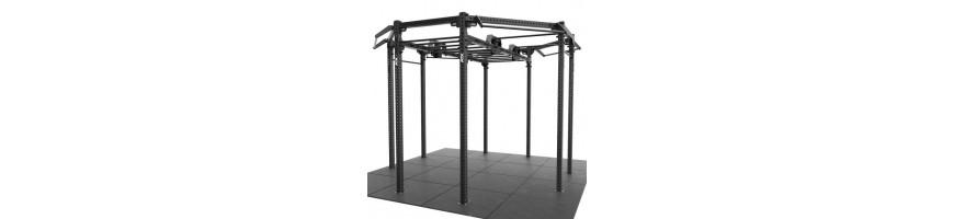 Rig cage de crossfit de haute qualité