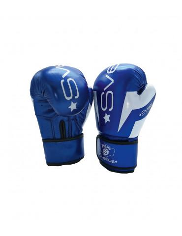 Gants de combats avec revêtement en Cuir PU pour entrainement et match de boxe