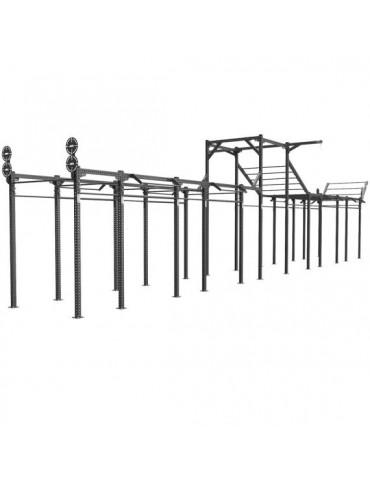 Cage de crossfit ATX fonctionnelle