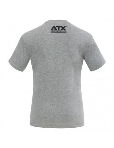 T-shirt de couleur grise...