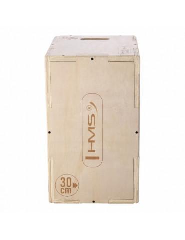 Box de plyométrie en bois...