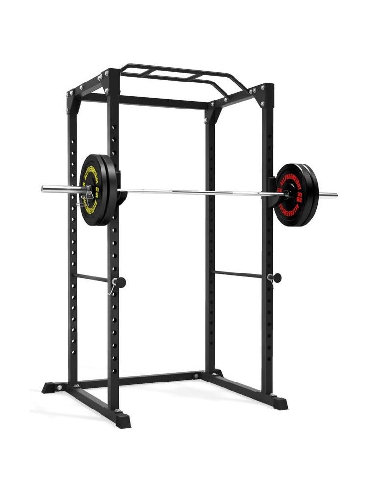 Cage à squat haute capacité de charge pour Home-gym