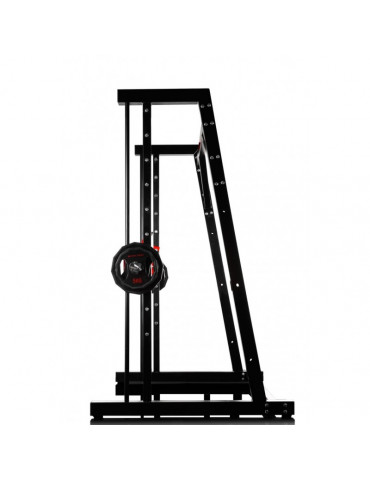 Smith machine à barre...