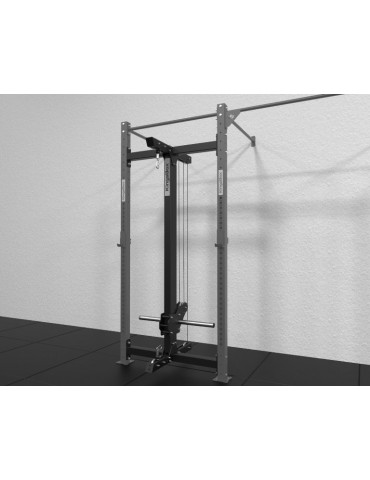 Station de musculation : Poulie haute et basse kingsbox