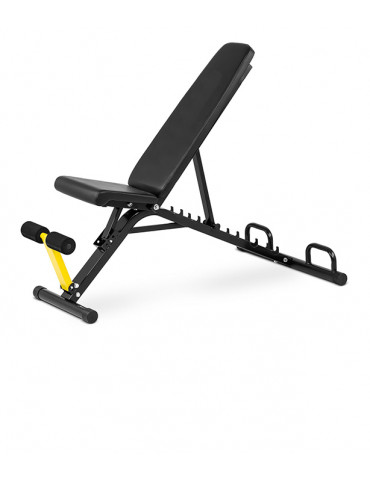 Banc de musculation polyvalent pour entraînement en home-gym
