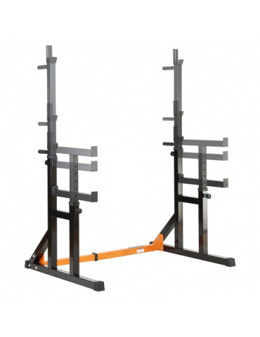 Station rack à squats...