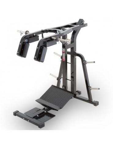 Calf squat machine ATX pour cuisses et mollets