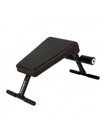 Crunch bench de musculation pour les abdominaux