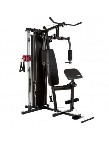 Station multi-postes de musculation pour homegym