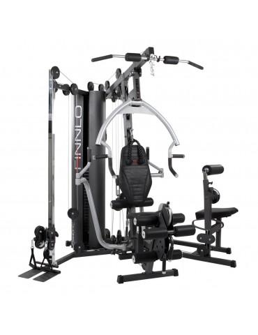 appareil de musculation ultra-polyvalent pour exercice multiples