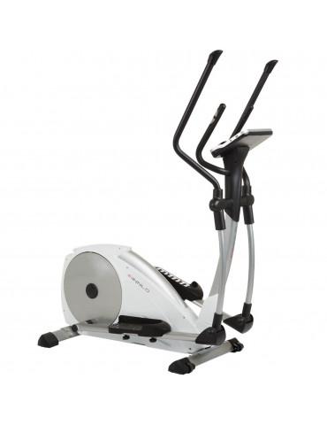 Vélo elliptique ergomètre de haute qualité aux multiples atouts avec console multimédia