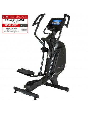 Vélo d'entraînement elliptique haute de gamme pour exercices de cardio
