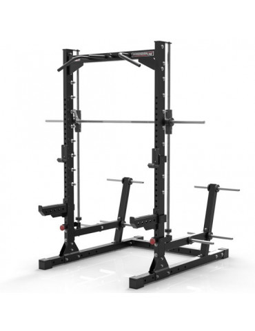 Smith machine à barre guidée