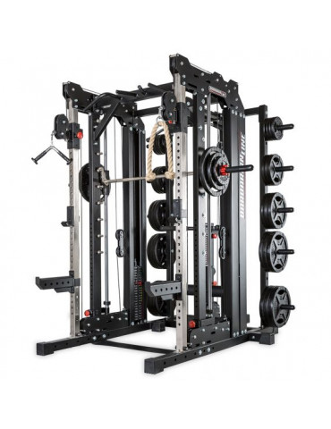 Smith machine multipress...