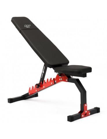 Banc de musculation réglable pour home-gym