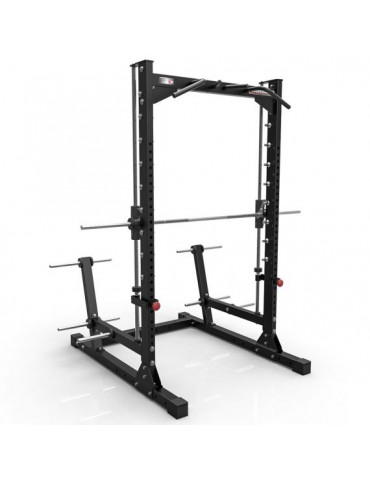 La Smith machine à barre...