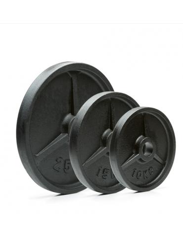 Pack de poids de musculation 110 kg de marque ATX