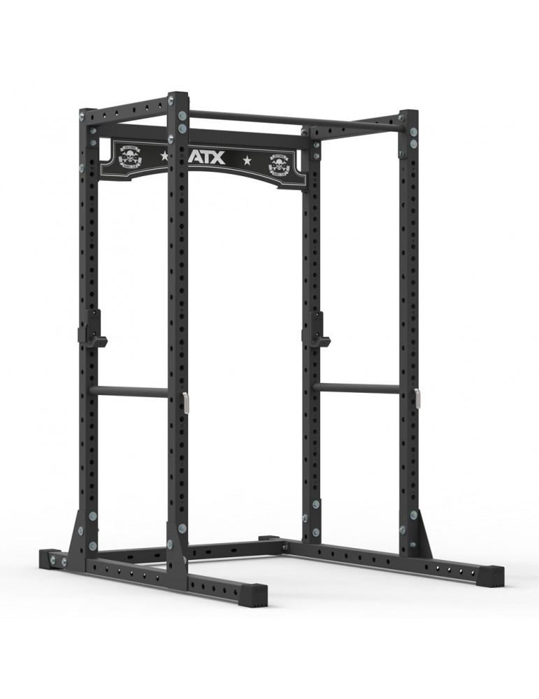 Power rack à squat ATX de série 600 de 195 cm de hauteur