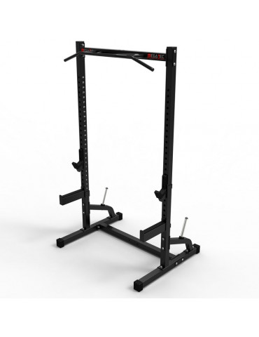 Half rack à squat et...