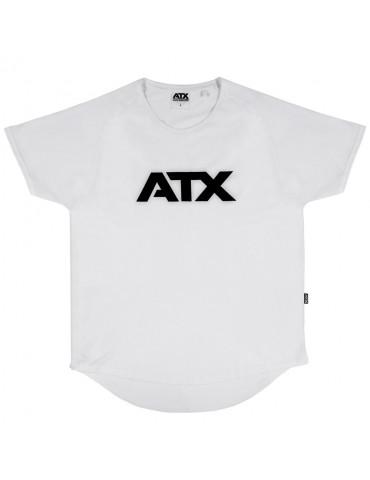 Vêtement de sport de la collection ATX - T-shirt blanc à manches courtes