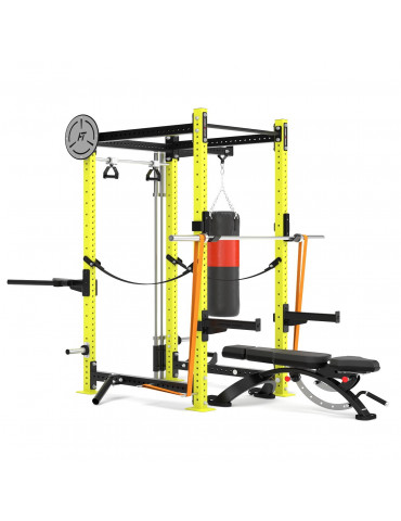 Rack de crosstraining...
