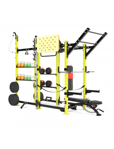 Power rack de crosstraining...