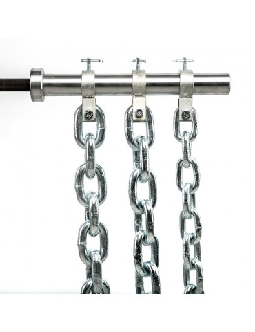 Paire de chaînes de lest de...