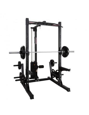 Half rack pro charge 400 kg...