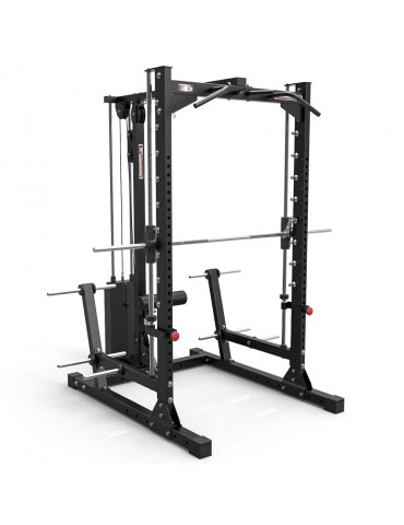 Smith machine cadre guidé...