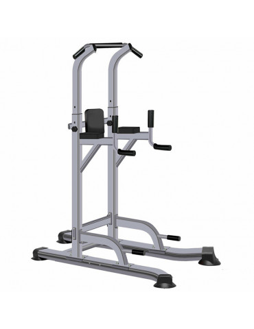 Station musculation traction, dips et abdominaux