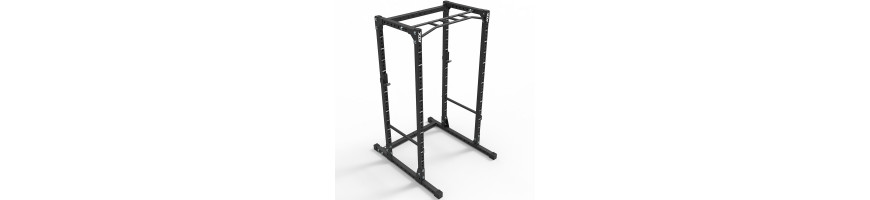 Cage squat musculation