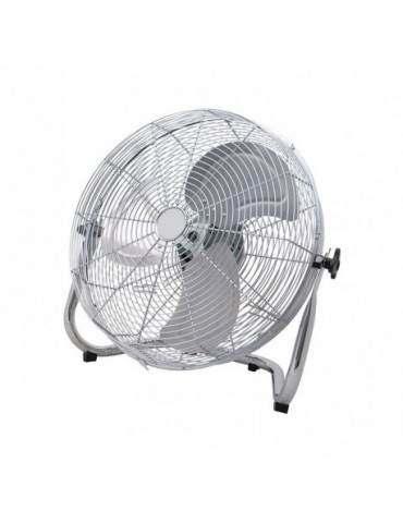 Ventilateur chromé 135 Watt...