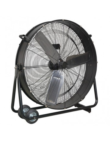 Ventilateur industriel 450W à grand diamètre 90 cm