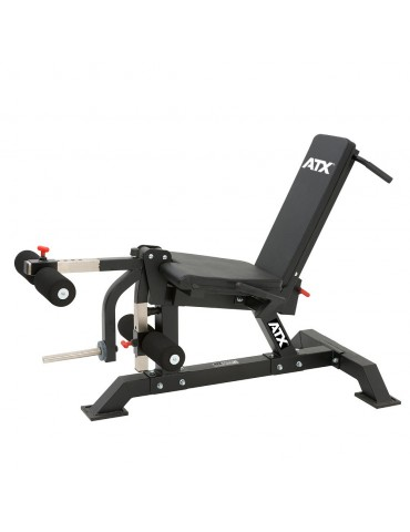 Combo ATX leg press curl/extension