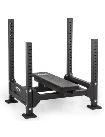 Bench press olympique musculation