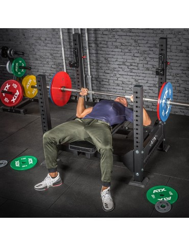 Bench press olympique professionnel
